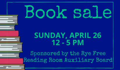 Rye Free Reading Room Book Sale returns