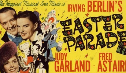 Musical Monday: Easter Parade