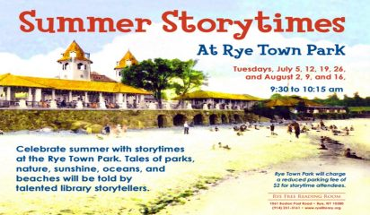 Summer Storytimes at Rye Town Park