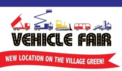 Sunday, May 4 – Vehicle Fair