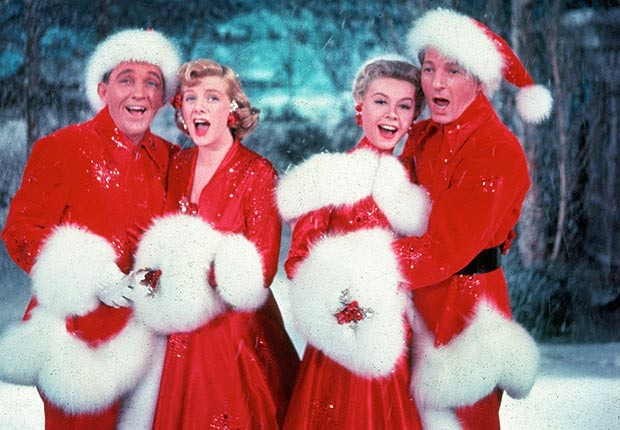 musical monday bing crosbys white christmas - How Old Was Bing Crosby In White Christmas