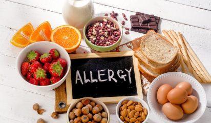 Well In Rye: Food Allergies