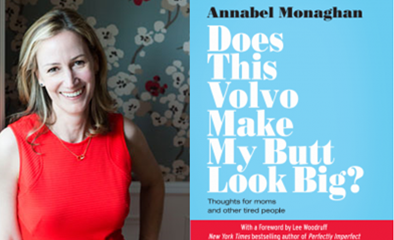 Meet Annabel Monaghan: Author of Does This Volvo Make My Butt Look Big?