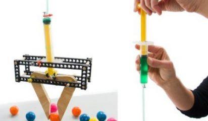 STEM FOR TEENS: Hydraulic Claw
