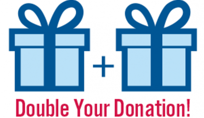 Double your Donation with Employer Matching Gifts