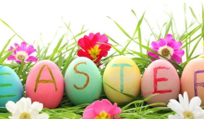 Closed on April 21 for Easter Sunday