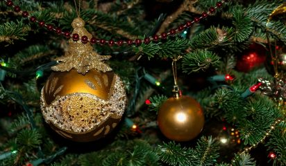 The Library will be closed Tuesday, December 24, for Christmas Eve, and Wednesday, December 25, for Christmas.