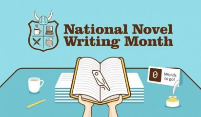NaNoWriMo at the Library