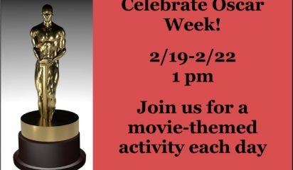 Winter Break Oscar Week
