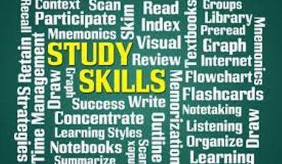 Study Skills & Academic Advice
