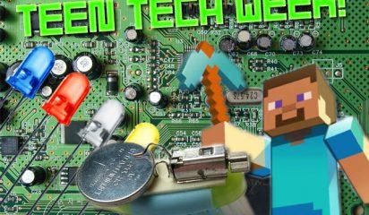 Teen Tech Week