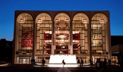 Mondays with the Metropolitan Opera
