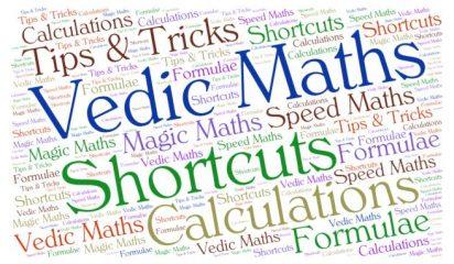 Teen Math: Intro to Vedic Mathematics